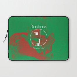 """Bauhaus """"Bela Lugosi's Dead"""" Laptop Sleeve"""