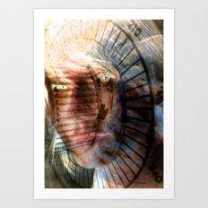 the Light Within - Stephanie Art Print
