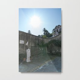 Too hot for the angel Metal Print
