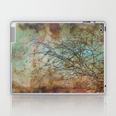 For the love of trees - textured photography Laptop & iPad Skin