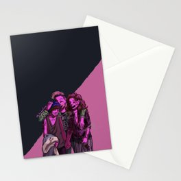 d night  Stationery Cards