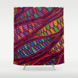 95 Shower Curtain