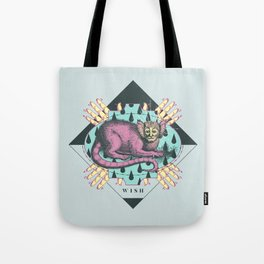 The Monkey's Paw Tote Bag