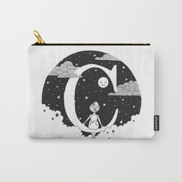 Dreamy C Carry-All Pouch