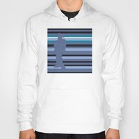 depression Hoodies featuring A Flood of Emotions: Depression [Revisited] by BRENT PRUITT