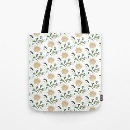 Ginkgo Floral Tote Bag