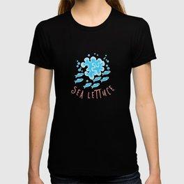 Sea Lettuce_Pattern T-shirt