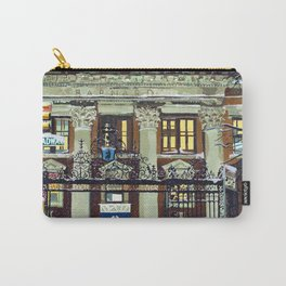 Winter at Barnard College | Barnard Seasons Series Carry-All Pouch