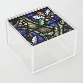 St. Denis Stained Glass 1 Acrylic Box
