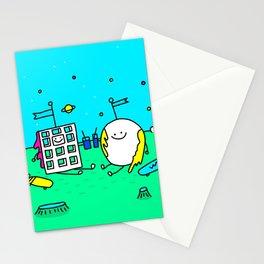 Waffle & Pancake Friends Stationery Cards