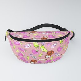 Summer time Sweet Snacks Fanny Pack