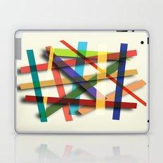 Abstract #436 Laptop & iPad Skin
