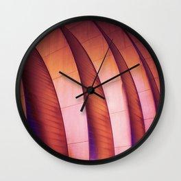 Kauffman Wall Clock
