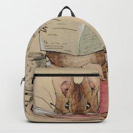 Beatrix Potter Tailor Mouse Backpack