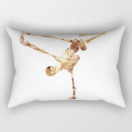 Break dance Rectangular Pillow