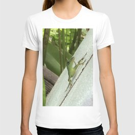 Leaning Lizard T-shirt