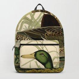 Mallard Ducks Backpack