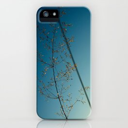 flower photography by Dan Musat iPhone Case