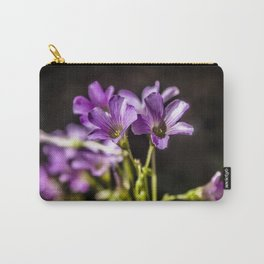 Springtime Blooms Carry-All Pouch