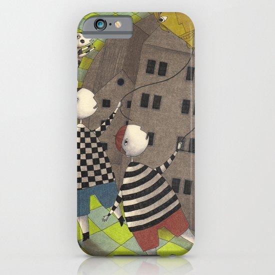 Night flight (3) iPhone & iPod Case
