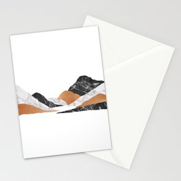 Marble Landscape II Stationery Cards
