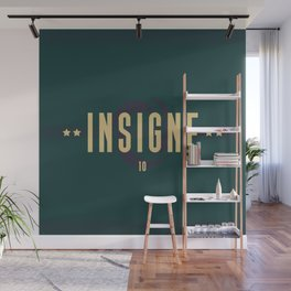 Insigne 10 Wall Mural
