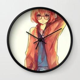 Kyoukai no Kanata Wall Clock