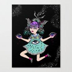 The Soul Thief Canvas Print