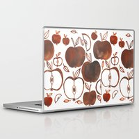 oana befort Laptop & iPad Skins featuring NOT GRANNY'S APPLES by Oana Befort