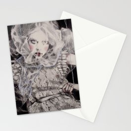 The Marionette light Stationery Cards