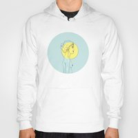 halo Hoodies featuring Halo Girl by tangledribbons