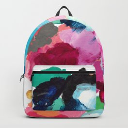 The Perfect Paint Palette Backpack