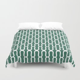Fir Brackets Duvet Cover