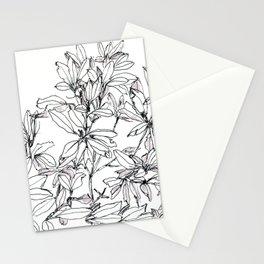 I still hate rhododendrons, though Stationery Cards