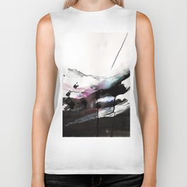 """Day 6: """"I'll take a regular-medium with a shot of joy and a touch of wonder."""" Biker Tank"""