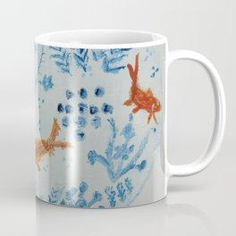 Goldfish Ginger Jar  Coffee Mug