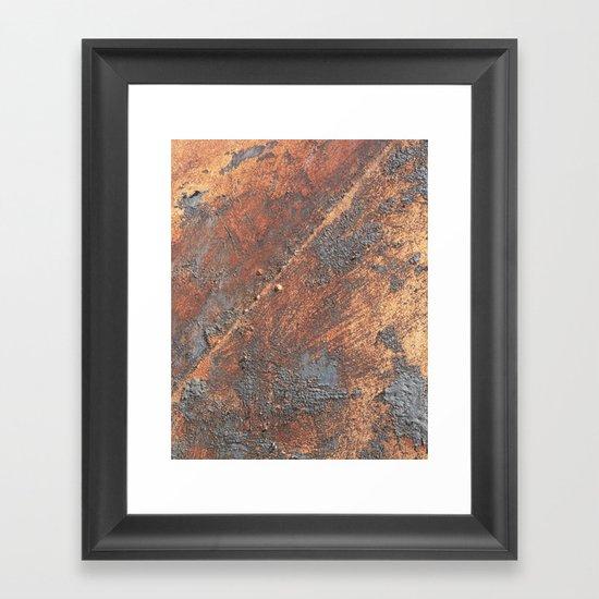 Tank Framed Art Print
