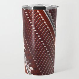 Pagoda roof pattern Travel Mug