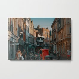 Cambridge, England, United Kingdom 2 Metal Print