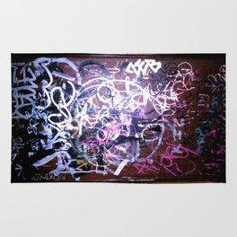 Bathroom Graffiti II Rug