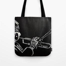 Dizzy Be Bop Tote Bag