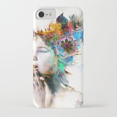 Gratitude Flow Slim Case iPhone 7