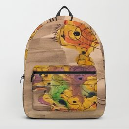 nothing stops ends Backpack