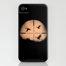Duck Hunting iPhone (4, 4s) Slim Case