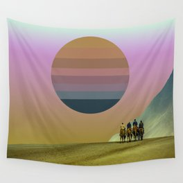 tycho sun Wall Tapestry