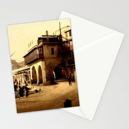The admiralty, Algiers, Algeria Stationery Cards