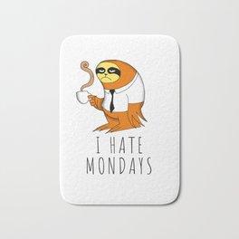 I hate Mondays Bath Mat