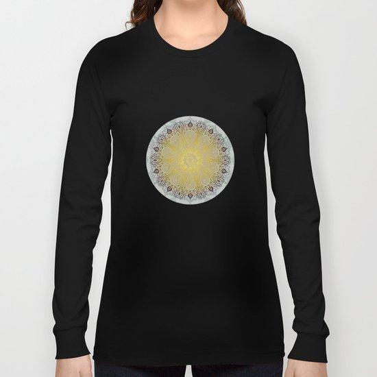 Mandala Love Long Sleeve T-shirt