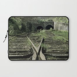 Les Deux Tunnels // The Two Tunnels Laptop Sleeve