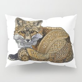 Fox Kit Pillow Sham